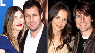 Katie Holmes' Costar Adam Sandler Proposed Wife Swap With Tom Cruise