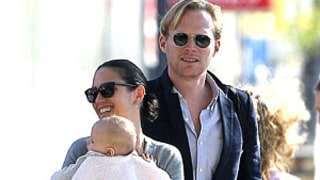 Paul Bettany: Baby Agnes