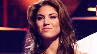 Dancing with the Stars: Hope Solo Eliminated