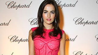 Camilla Belle's Sparkly Pink Bustier Dress: Love It or Hate it?