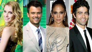 How the Stars Are Spending Thanksgiving in 2011