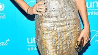 Angie Harmon at the UNICEF Snowflake Ball