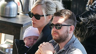 FIRST PIC: Meet Kimberly Stewart's Daughter, Delilah, 3 Months