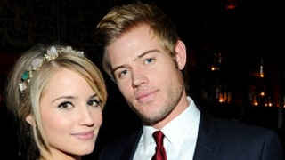 90210's Trevor Donovan Flirts With Newly Single Dianna Agron