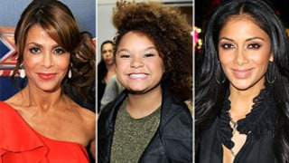 X Factor's Paula Abdul: I Didn't Encourage Nicole Scherzinger to Eliminate Rachel Crow
