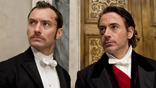 Robert Downey, Jr., Jude Law's Sherlock Holmes Tops Weekend Box Office
