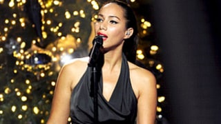 Leona Lewis Debuts Glam New Look on X Factor