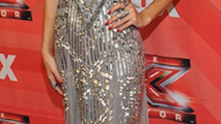 Nicole Scherzinger at The X Factor Season Finale