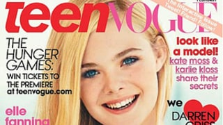 Elle Fanning, 13, Would Rather Look
