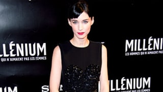 Rooney Mara Reveals Feminine Side in Frilly Cocktail Dress