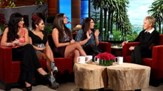 Jersey Shore's Snooki: I Only Drink Two Glasses of Wine Per Week!