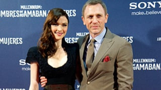 Daniel Craig, Rachel Weisz Make Red Carpet Debut as a Couple