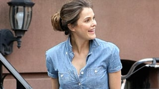 See Keri Russell's Amazing Bod Less Than 2 Weeks After Giving Birth