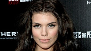 AnnaLynne McCord Addresses Topless Twitter Picture