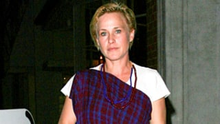 Write a Fashion Police Caption for Patricia Arquette