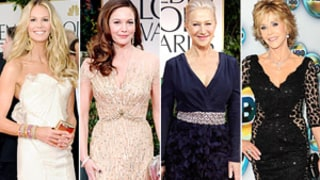 Golden Globes' Sexiest Stars Over 40: Elle Macpherson, Jane Fonda and More!