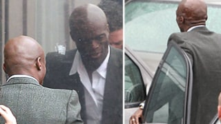 PIC: Seal Steps Out Post-Split Wearing Wedding Ring