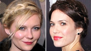 Who Wore a Braid Best: Mandy Moore or Kirsten Dunst?