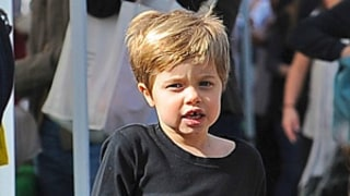 Shiloh Jolie-Pitt Gets a New Short Haircut -- Again!