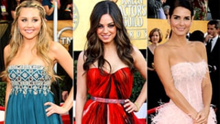 SAG Awards: Best and Worst Dresses Ever