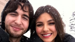 Victoria Justice Reunites With First Boyfriend Dillon Moore