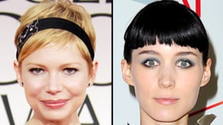 How Michelle Williams, Rooney Mara and More Got in Oscar-Nominee Shape