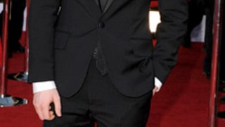 Chris Colfer at the 2012 SAG Awards
