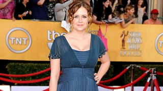 Jenna Fischer: I Haven't Lost Any Weight From Breastfeeding!