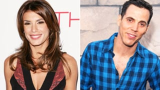 George Clooney's Ex Elisabetta Canalis Makes Out With Steve-O