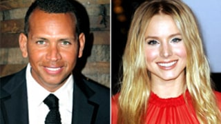 Did Alex Rodriguez Use His Dogs to Flirt With Kristen Bell?