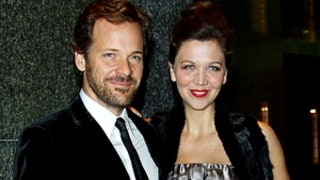 Maggie Gyllenhaal Testing Out Baby Names With Peter Sarsgaard