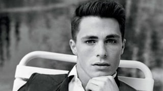 Teen Wolf's Colton Haynes Can't
