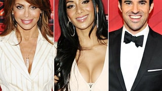 Paula Abdul, Nicole Scherzinger and Steve Jones