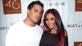 Snooki on Beau Jionni LaValle: