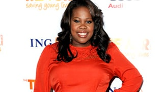 Glee's Amber Riley Covers Whitney Houston's