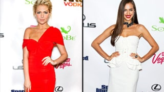 Which Sports Illustrated Swimsuit Model Looked the Hottest Last Night?