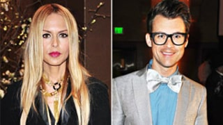 Harsh! Rachel Zoe Blatantly Snubs Brad Goreski at Fashion Show