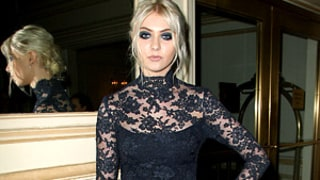 Wow! Taylor Momsen Debuts Glam Look at Fashion Week