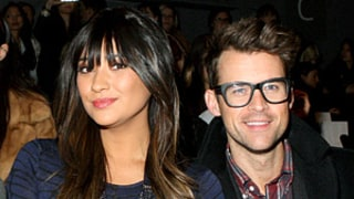 Brad Goreski Has Shay Mitchell Try on