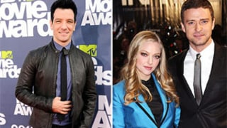 Amanda Seyfried Had the Hots for *NSYNC's JC Chasez -- Not Justin Timberlake!