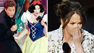 Biggest Oscars Gaffes of All Time!