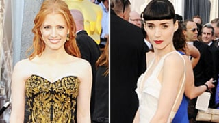 2012 Oscars: What All the Stars Wore