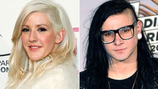 Skrillex Met Girlfriend Ellie Goulding Over E-mail!