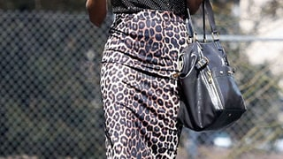 Polka-dots and leopard