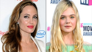 Elle Fanning to Star Opposite Angelina Jolie in Sleeping Beauty Remake?