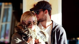 Alex Pettyfer Engaged to Elvis' Granddaughter Riley Keough -- See Her Ring!