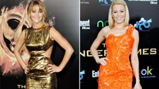 Jennifer Lawrence, Elizabeth Banks and More Stars Wow at Hunger Games Premiere