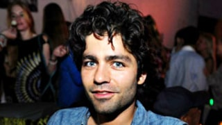 Adrian Grenier Parties With Axl Rose!