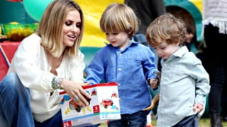 Charlie Sheen and Brooke Mueller's Adorable Boys Turn 3!