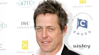 Hugh Grant Reveals Baby Daughter's Name: Tabitha!